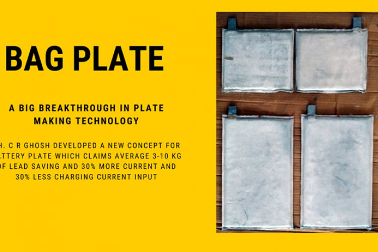 BAG PLATES- A Big Breakthrough in Plate Making Technology