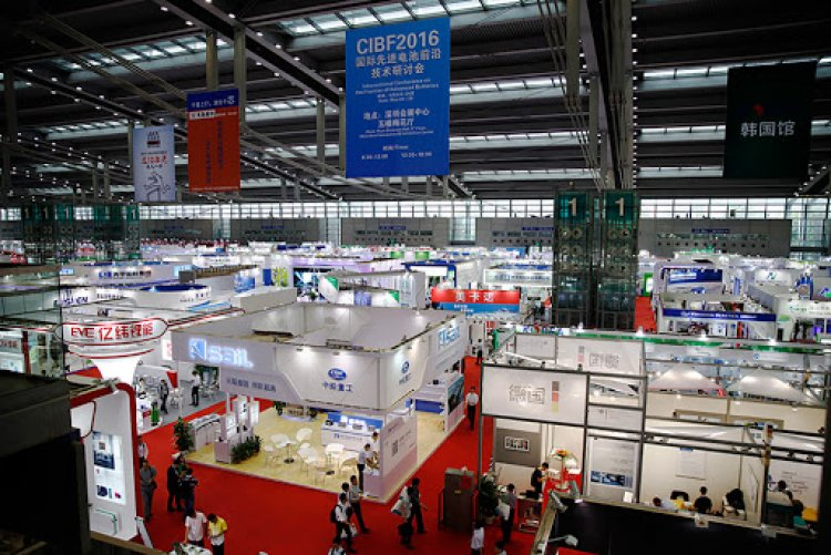 China International Battery Fair-2012